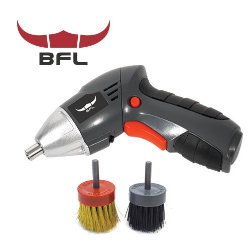 BFL 익스트림 핸디무선 전동드릴세트(다용도브러쉬2종)  4.8V