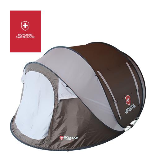 [몽크로스] 원터치 텐트 5~6인용 (색상택일) PMC-1003 이미지